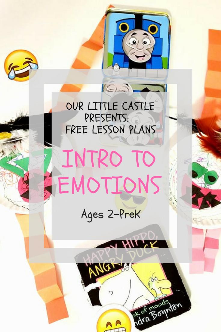 Our Little Castle Presents- Lesson Plans (9)