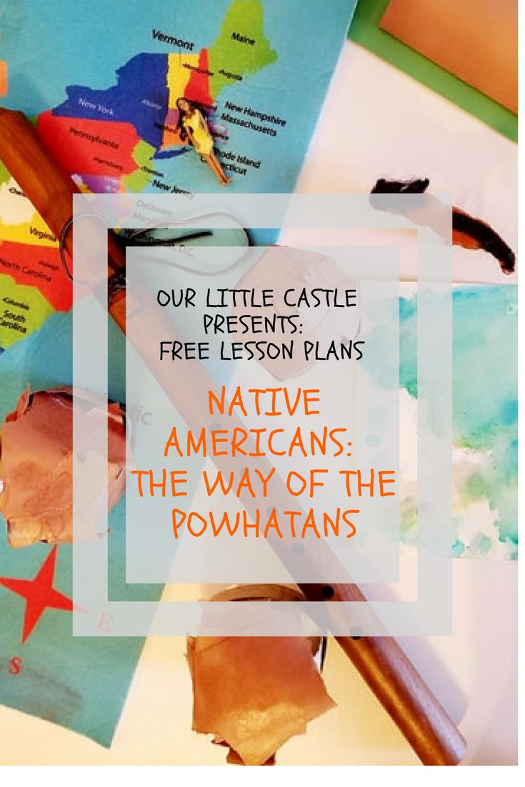 Our Little Castle Presents- Lesson Plans (16)