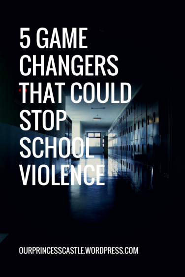 5 Game Changers That Could Stop School Violence